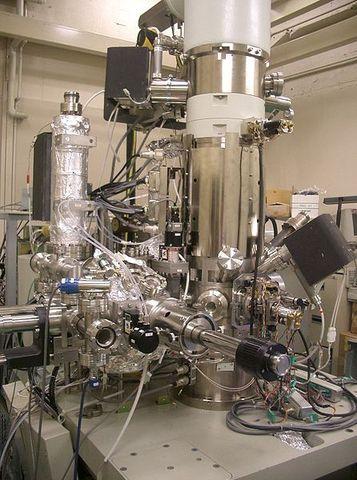 Scanning Transmission Electron Microsope