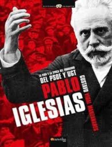 Se funda el PSOE