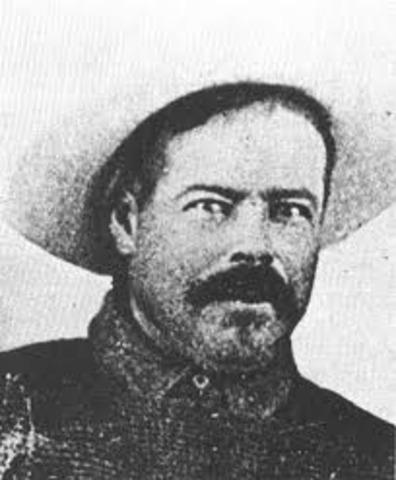 Pancho Villa makes a raid in the United States