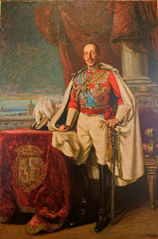 Nace Alfsonso XIII
