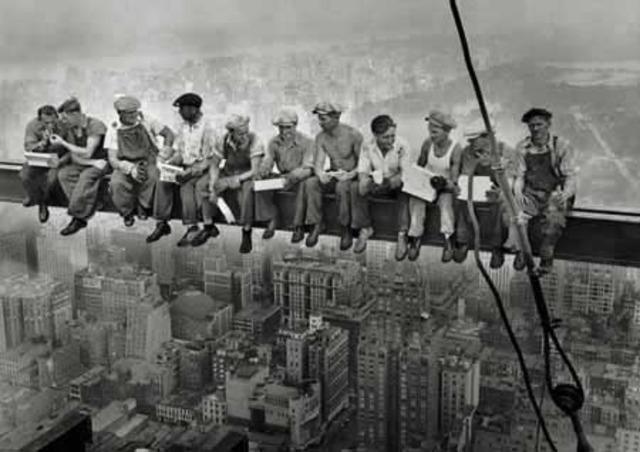 Se produce la primera celebración del día del trabajador