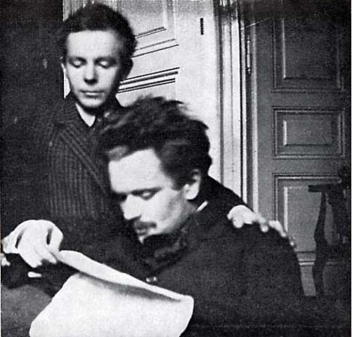 Bartok and Kodaly Collect Folk Music