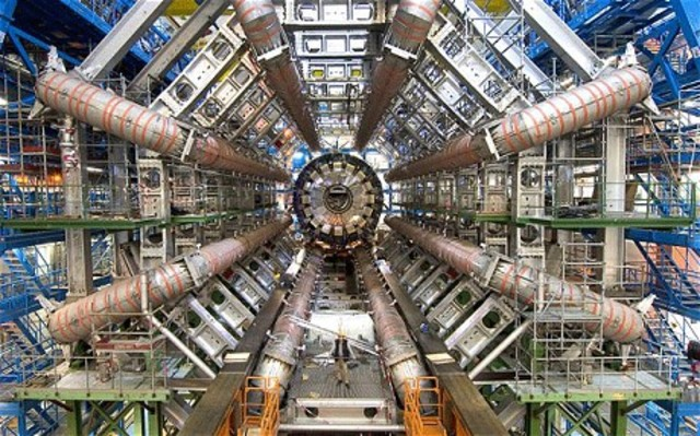 The Hadron Collider opened