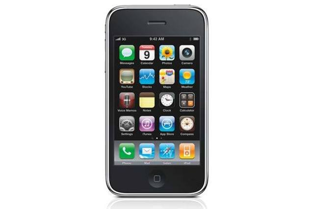 My First Smart Phone- iPhone 3GS