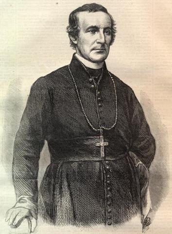 John Hughes becomes the Archbishop of New York