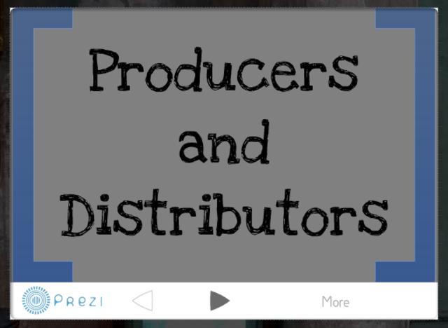 Institutions of Film Noir