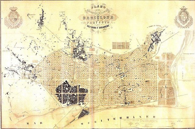 Muere Ildefonso Cerdá, fundador del urbanismo moderno