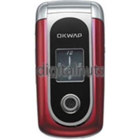 My Second Cellphone, OKWAP.