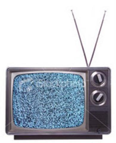 Η πρώτη τηλεόραση!