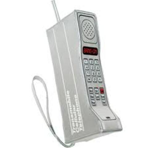 Το πρώτο ασύρματο τηλέφωνο!