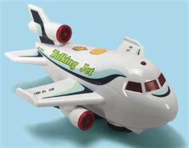 1st rc airplane