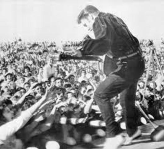 Elvis #1 hit