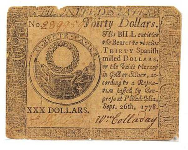 Colonial Notes