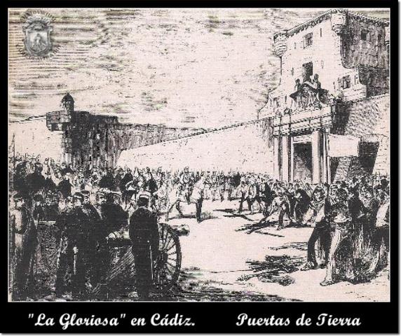Revolución de 1868 / La Gloriosa