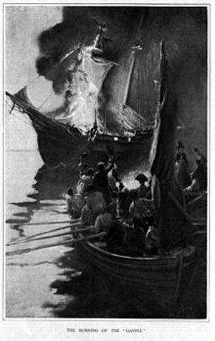 Gaspee Affair (Incident)