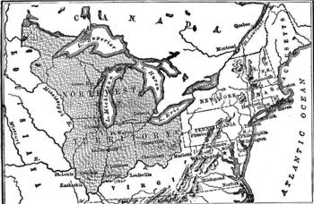 Land of Ordinance 1787