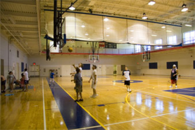 Own a indoor gym