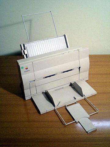 Apple StyleWriter