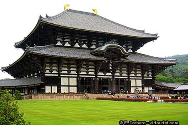 Establishment of Nara