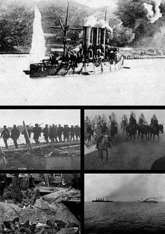 Russian-Japan war