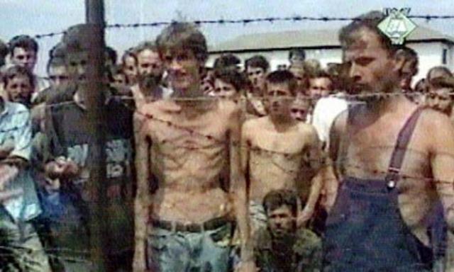 Bosnia Genocide(Srebrenica massacre)