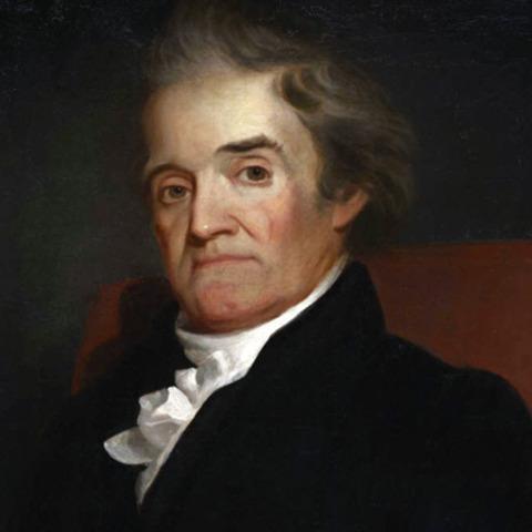 Noah Webster was born.