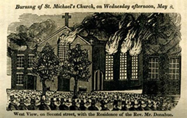 Philadelphia Bible Riot