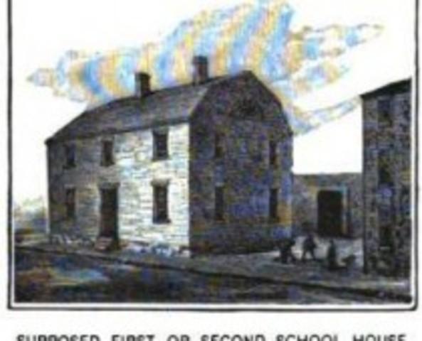 Boston Latin School was founded.