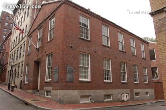 Segregation of schools was outlawed in Massachusetts.