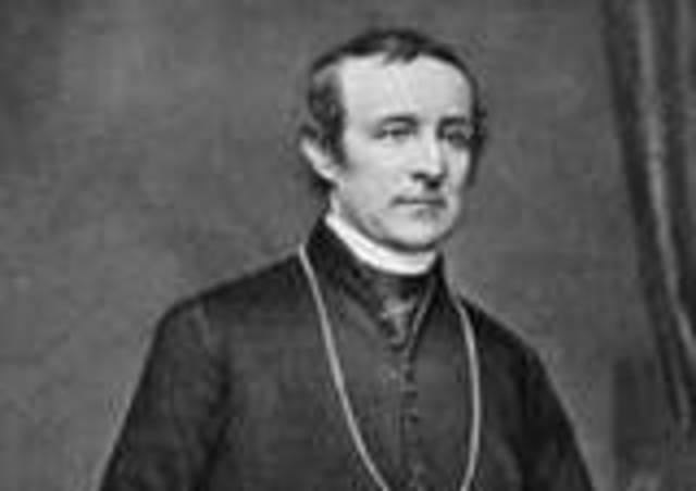 Bishop John Hughes Led the Great School Debate in NYC.