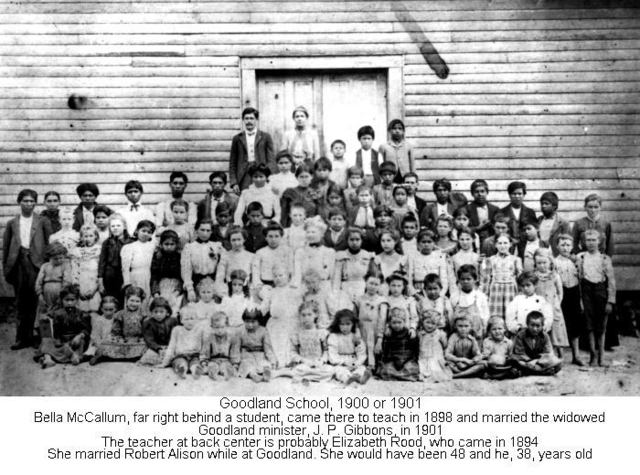American Education in 1900