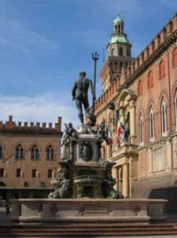En Italy yo visite monumentos