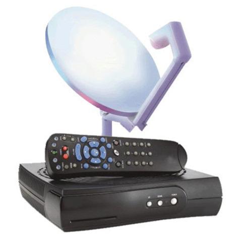 First satelite TV
