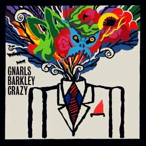 Gnarls Barkely 'crazy' is the first UK number one based on download sales alone