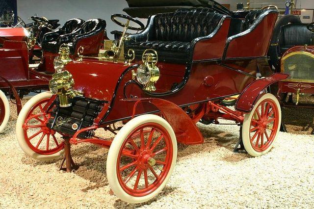 Το πρώτο αυτοκίνητο Cadillac