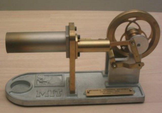 Κινητήρας Stirling