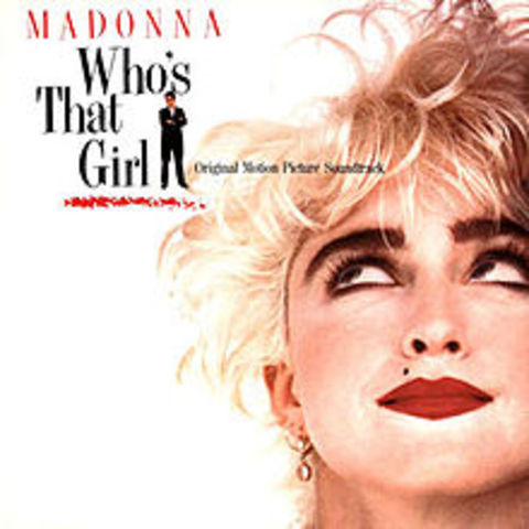 'Who's That Girl' the soundtrack is released