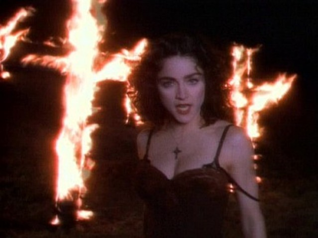 'Like A Prayer' video is released