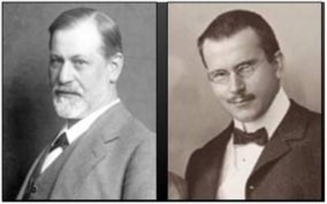 Sigmund Freud and Carl Jung began to collaborate