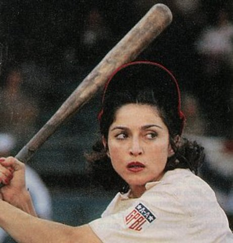 'A League Of Thie Own' is released