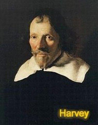 Η γέννηση του William Harvey