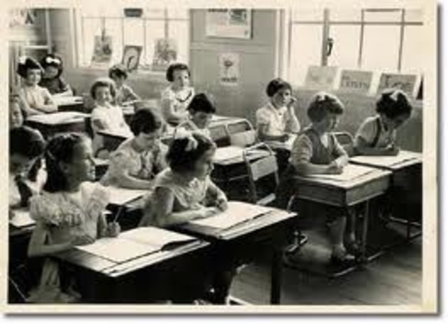 Average School Attendance is 9 years