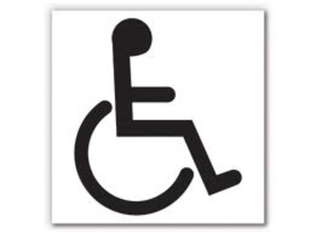 The civil rights legislation was extended to over 3 million disabled students.