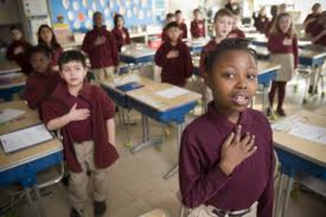 """Charter schools run by """"for profit"""" corporations = 173"""
