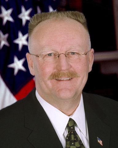 New FEMA director under George W Bush