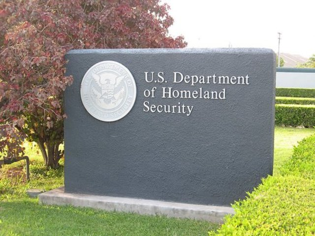 Homeland Security Opened