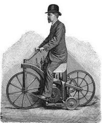 η πρώτη τετράχρονη μηχανή Otto