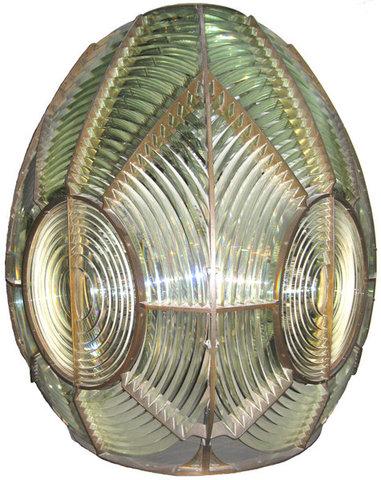 Εφεύρεση φακού Fresnel