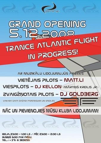 PMK grand opening with TAF Saldū