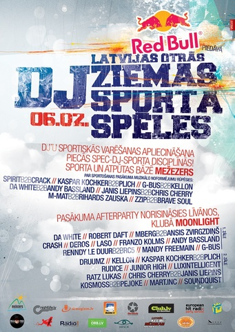 DJu ZIEMAS SPORTA SPĒLES 2010